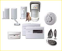 gt595 wireless package mansfield alarm systems from property guard. Black Bedroom Furniture Sets. Home Design Ideas